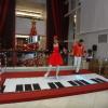 Interactive piano stage ZI6XGLBL