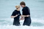 Sabine Lisicki While surfing in Australia January 5-2016 x21