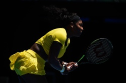 Serena Williams - 2016 Australian Open Women's Singles Second Round @ Melbourne Park in Melbourne - 01/20/16