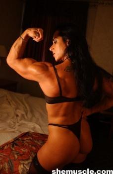 Muscle, Women bodybuilding