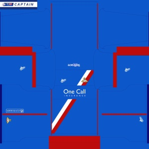 Doncaster Rovers Away Kit 2014-15 by Attila74