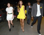 Эшли Мадекве, фото 19. Ashley Madekwe At her hen party in London - June 10, 2012, foto 19