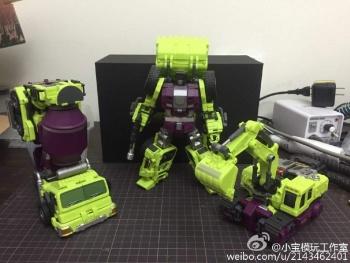 [Generation Toy] Produit Tiers - Jouet GT-01 Gravity Builder - aka Devastator/Dévastateur - Page 3 XewF3W4o