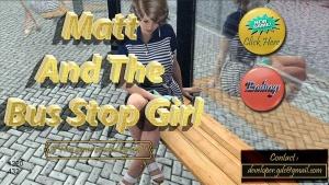 Matt And The Bus Stop Girl COMIC