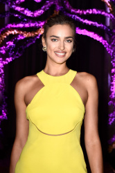 Irina Shayk - Atelier Versace Haute Couture Fall/Winter 15/16 Show in Paris 7/5/15