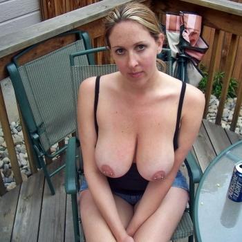 bikini brunette