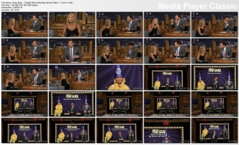 Kelly Ripa - Tonight Show Starring Jimmy Fallon - 7-9-14