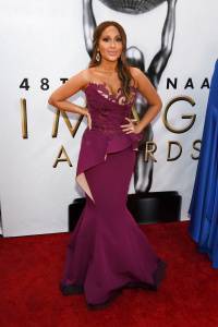 Adrienne Bailon - 48th NAACP Image Awards in Pasadena - February 11th 2017