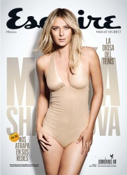 Esquire Mexico May 2013 – Maria Sharapova