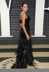 Heidi Klum - 2017 Vanity Fair Oscar Party Hosted By Graydon Carter - February 26th 2017