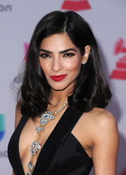Alejandra Espinoza - 16th Annual Latin GRAMMY Awards @ the MGM Grand Garden Arena in Las Vegas - 11/19/15