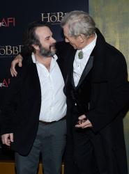 Ian McKellen - 'The Hobbit An Unexpected Journey' New York Premiere benefiting AFI at Ziegfeld Theater in New York - December 6, 2012 - 28xHQ JNcAThfi