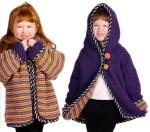 Вязание курточка для девочки 461