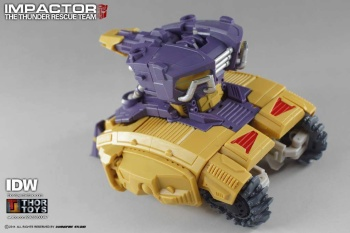[Mastermind Creations] Produit Tiers - Reformatted R-13 Spartan (aka Impactor) des Wreckers + R-14 Commotus (aka Turmoil) - IDW F8qoPBEM