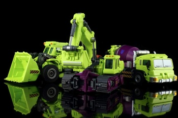 [Generation Toy] Produit Tiers - Jouet GT-01 Gravity Builder - aka Devastator/Dévastateur - Page 3 61EUCdjM