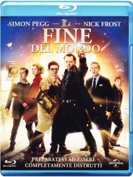 La fine del mondo (2013) Full Blu-Ray 36Gb AVC ITA DTS 5.1 ENG DTS-HD MA 5.1 MULTI