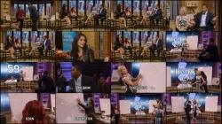 """Nicole """"Snooki"""" Polizzi & Jenni """"JWoww"""" Farley - Live with Kelly & Michael - 11-22-13"""