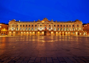 Capitole of Toulouse