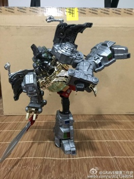 [GCreation] Produit Tiers - Jouet ShuraKing - aka Combiner Dinobots - Page 3 QwmXAMsI