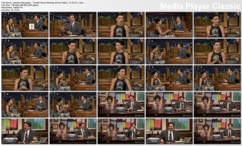 Julianna Margulies - Tonight Show Starring Jimmy Fallon - 9-16-14
