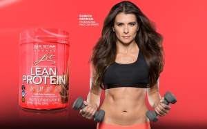 Danica Patrick - Six Star Pro Nutrition