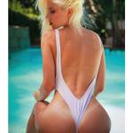 Gatas QB - Bonny Gombert Playboy Venezuela Agosto 2016