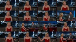 Elizabeth Banks - Jimmy Kimmel - 11-19-13
