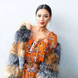 Shay Mitchell -                 Tory Burch Show New York City February 14th 2017.