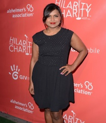 Mindy Kaling - Second Annual Hilarity For Charity event - April 25, 2013