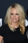 Pamela Anderson at the Saint Laurent Show at the Hollywood Palladium on February 10-2016 x22