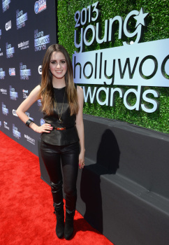Laura Marano _ 2013 Young Hollywood Awards  (august 1)