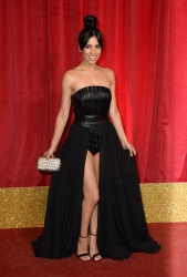 Fiona Wade - British Soap Awards 2016 @ Hackney Empire in London - 05/28/16