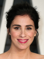 """Sarah Silverman """"2015 Vanity Fair Oscar Party hosted by Graydon Carter at Wallis Annenberg Center for the Performing Arts in Beverly Hills"""" (22.02.2015) 43x   NYTgVZ43"""