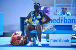 Venus Williams - 2016 Australian Open Women's Singles First Round @ Melbourne Park in Melbourne - 01/19/16