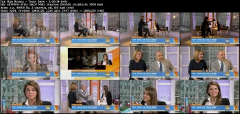 Keri Russell - Today Show - 2-26-14