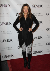 Jill Wagner - New Bar Riviera 31 opening in Beverly Hills 1/15/13