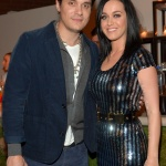 Katy Perry and John Mayer - Hollywood Stands Up To Cancer 01.28.2014