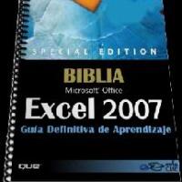La Biblia de Excel - Aulaclic