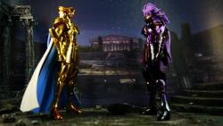 Gemini Saga Surplis EX USwvFvYe