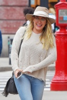 Hilary Duff - Out in SoHo, NYC 6/4/17