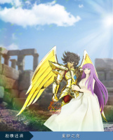 Sagittarius Seiya New Gold Cloth from Saint Seiya Omega ROzwDZB2