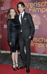 Alice Dwyer - Bavarian Film Award 2016 @ The Prinzregententheater in Munich - 01/15/16