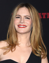 Jennifer Jason Leigh - The Hateful Eight Premiere @ ArcLight Cinemas Cinerama Dome in Hollywood - 12/07/15