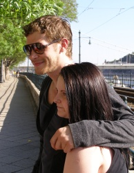 Joseph Morgan - Budapest (Hungary) - April 29, 2012 - 28xHQ XZsciHBC