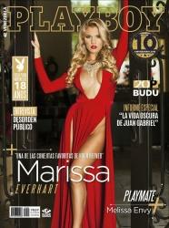 Link to Marissa Everhart – Playboy October 2016 (10-2016) Venezuela
