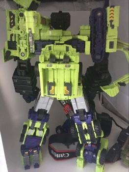[Toyworld] Produit Tiers - Jouet TW-C Constructor aka Devastator/Dévastateur (Version vert G1 et jaune G2) - Page 4 G4MxgTPu