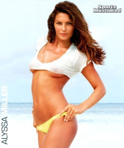 abpwUSkA Alyssa Miller – Bikini, Wet T Shirt – 2013 Sports Illustrated Swimsuit Calendar [tag] photoshoots