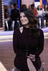 Idina Menzel - Good Morning America: January 19th 2017