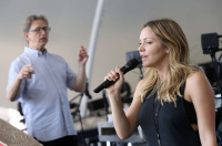Katharine McPhee - 27th National Memorial Day Concert Rehearsals in Washington 5/28/16