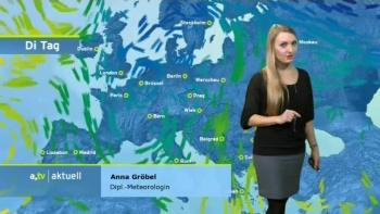 Anna Gröbel -Augsburg TV -Allemagne Acv6e00t